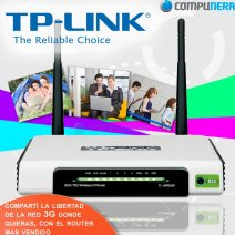 36 de Descuento Router inalambrico N 300 MBPS TP LINK TL MR3420 3G 3 75G Oferta Imperdible