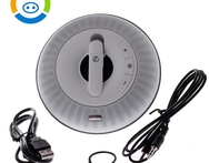 VEVA A8 Wireless Music Earphone Bluetooth 4 0 Use Hands free Calls Stereo Sound Automatically Charging Loudspeaker Box White - AliExpress