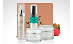 Kit advanced antiage package marca seasons - Groupon