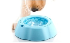 Bebedero para mascotas My Pet Frosty Bowl - Groupon