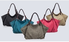 Borsa Sumtier disponibile in 5 colori - Groupon