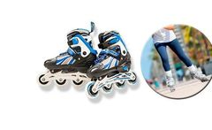 Patines roller talle regulable - woOw