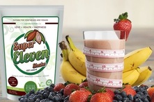 Batidos Super Eleven Weight Management Shake Cocoa para 30, 60 ou 90 dias desde 27,90€ - Groupon