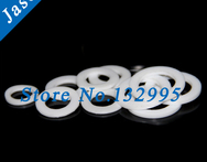 20mm 30mm 2mm PTFE washer teflon flat washer plastic washer - AliExpress