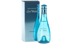 COOL WATER by Davidoff Eau De Toilette Spray 3 4 oz for Women 100 ml - Linio