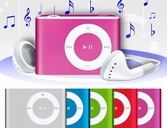 MP3 Shufle USB 2GB con AUDIFONOS 4x3 Cm oferta imperdible
