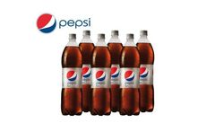 Pack x6 Pepsi Light 1 5lts - woOw