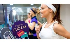4 meses Pase Libre Gym 6 CUOTAS Bethel SPA - woOw