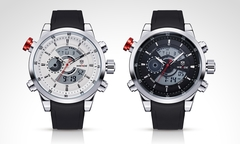 $26.990 por reloj Military Army Weide en color a elección. Incluye despacho - Groupon