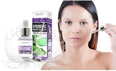 1 o 2 serums faciales de acido hialuronico Biovene - Groupon