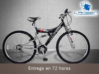 Mountainbike Lahsen Doble Suspensión. Pasión outdoor - LetsBonus