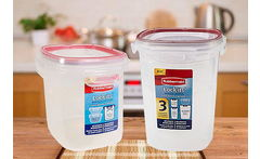 Pack Canister Lock Its Rubbermaid - Cuponatic
