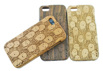 Raw Wood Wooden Carving Environmental Durable Skull Hard case for iPhone6 6plus 5 5s Galaxy S5 Note4 Note3 Huawei Y300 Xiaomi M4 - AliExpress