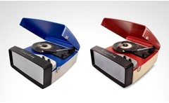 Tocadiscos Collegiate de Crosley en color a eleccion Incluye despacho - Groupon