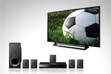 $1.300.000 en vez de $1.632.300 por TV led Sony® Bravia full HD 40