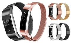 Cinturino per tracker Fitbit Alta o Charge 2 disponibile in 4 colori - Groupon