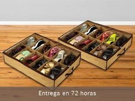 Regala 2 Organizadores de Zapatos. Ideal para Shoes Lovers - LetsBonus