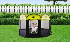 $24.990 por corral Portable Playpen marca Unique Petz. Incluye despacho - Groupon