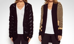 $12.990 por cardigan en color a elección. Incluye despacho - Groupon