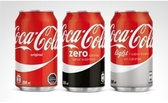 24 o 48 latas Coca Cola regular Zero o Light Incluye despacho - Groupon