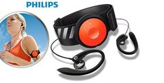 Mp3 Philips Fitdot - woOw