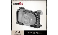 SmallRig a6500 Cage for Sony A6500 A6300 Protective DSLR Camera Cage With Cold Shoe Mount 1 4 3 8 Threaded Holes 1889 - AliExpress