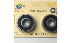 6201 2RS 12x32x10mm Rotate Quiet High Speed and Durable Double Seal and Pre Lubricated Deep Groove Ball Bearings - AliExpress
