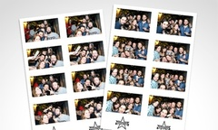 Desde 159 900 por 3 o 6 horas de totem fotografico fotos ilimitadas album archivos digitales en Rockstar Photo Booth - Groupon