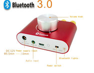 Mini New 4 0 Bluetooth F900 Amplifier stereo 2 0 channel audio hifi DIY high power 30W 2 with power supply - AliExpress