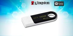 Pendrive Kingston 8GB - woOw