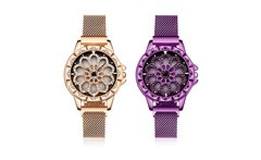 Viger when to run the watch female student network red fashion trend waterproof net with watch - AliExpress