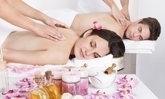 Desde 55 por day spa para uno o dos con masaje sueco exfoliacion sauna manicura pedicura en Great Cut Salon Spa - Groupon