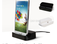 Desktop Data Sync Charging Micro USB Charger Dock Station Adapter for Samsung Galaxy S4 S3 S5 Note 2 3 4 i9100 i9300 i9500 - AliExpress