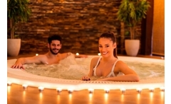 Spa romantico para pareja con 68 off - Groupon