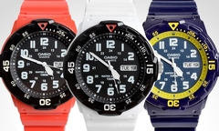$19.990 en vez de $29.900 por reloj Casio® Water Collection en color a elección. Incluye despacho - Groupon