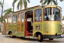 Desde $35.000 por City Trolley Tour por Cartagena para dos o cuatro con Colombia Trolley - Groupon