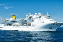 Costa Victoria Cruise 4D3N Stay for 1 Person in Ocean View Twin Cabin with Full Board Meals - Groupon