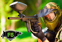 Paintball Outdoor para 10 Personas 73% - Cuponatic