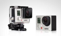 $199.990 en vez de $239.980 por cámara GoPro Hero3 White Edition + montura Fetch. Incluye despacho - Groupon
