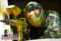 Ciclo paseo y Paintball para Seis 85% - Cuponatic