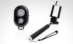 $9.990 en vez de $14.990 por monopod + disparador Bluetooth. Incluye despacho - Groupon