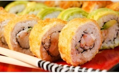 30 o 60 piezas all salmon con delivery o take away en Obasan Sushi 2 sucursales - Groupon