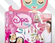 Spa Party para niñas Original, Imperdible! - Compunera