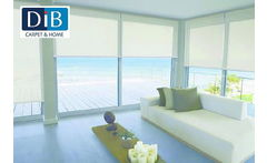 Outlet Cortina Roller Dib Sunscreem Blanca 120X230 - Cuponatic
