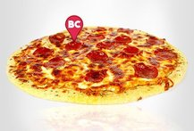 Pizza Grande sabor a Eleccion - Cuponatic