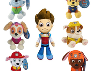 20cm Puppy Paw Patrol Ryder Plush Dog Toys Cartoon Soft Stuffed Animal Toys Dolls Baby Toy Christmas Gift Juguetes Brinquedos - AliExpress