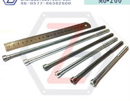 M6 200mm DIN912 carbon steel bolts hex socket screw socket head cap screws Manufacturer - AliExpress
