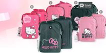 Morral Hello Kitty para celular