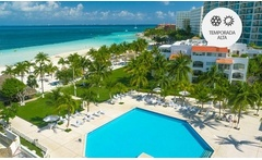 Cancun desde 411 103 por 4 5 7 o 10 noches para dos all inclusive en Beachscape Kin Ha Villas Suites - Groupon