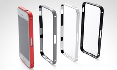 $8.990 en vez de $22.990 por kit 5 en 1 para iPhone 5 con bumper en color a elección. Incluye despacho - Groupon